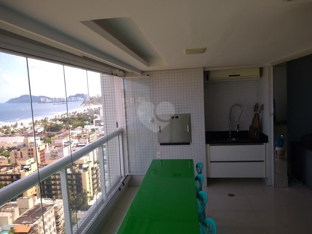 Venda Apartamento Guarujá Enseada REO308705 7
