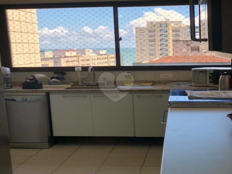 Venda Apartamento Santos Gonzaga REO309421 28