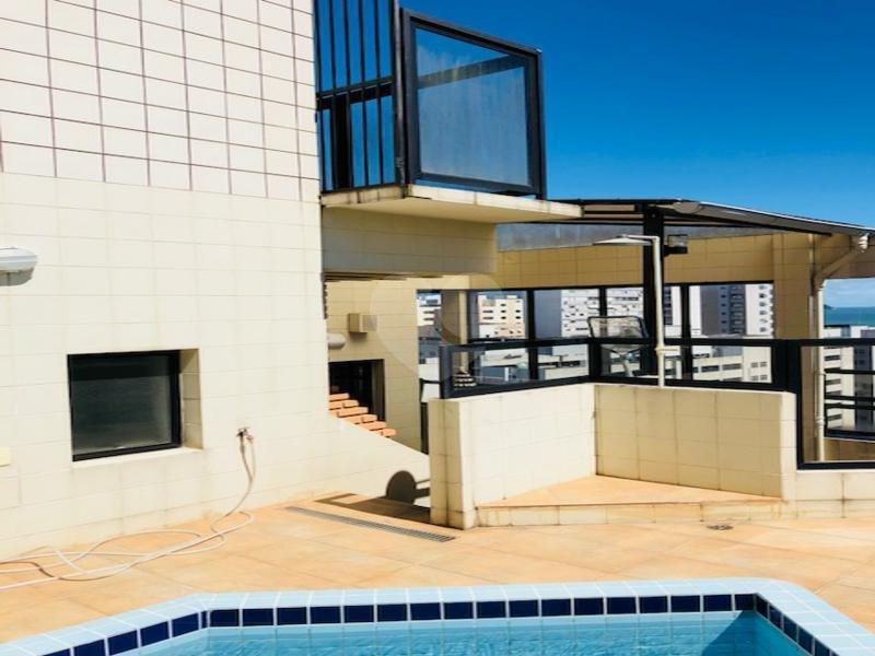Venda Apartamento Santos Gonzaga REO309421 4