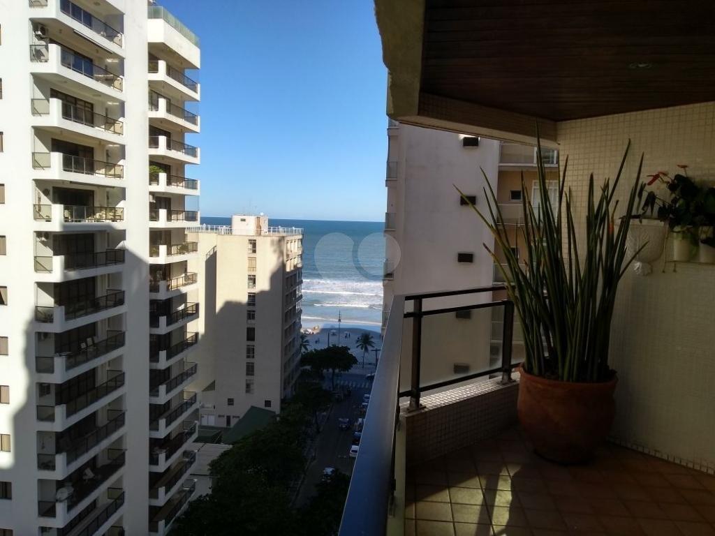Venda Apartamento Guarujá Pitangueiras REO310112 2