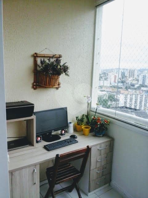 Venda Apartamento São Bernardo Do Campo Jardim Olavo Bilac REO310200 19