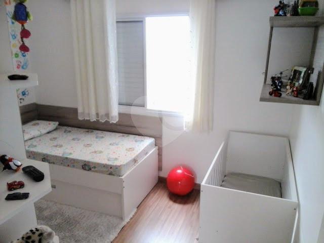 Venda Apartamento São Bernardo Do Campo Jardim Olavo Bilac REO310200 29