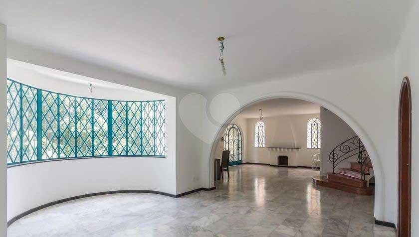 Venda Casa São Paulo Pacaembu REO311019 15