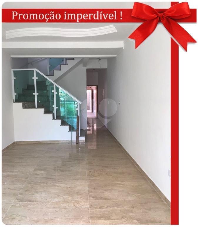 Venda Casa Santos Campo Grande REO312598 1
