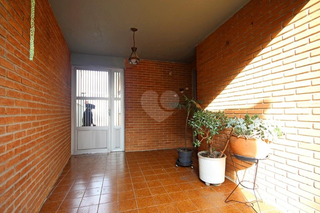 Venda Casa térrea São Paulo Vila Romana REO313372 23