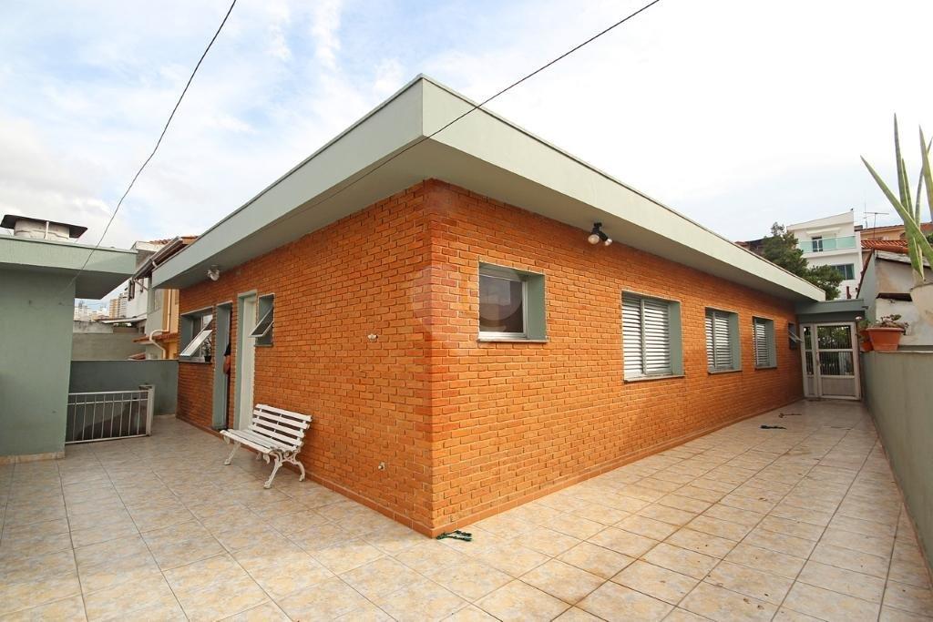 Venda Casa térrea São Paulo Vila Romana REO313372 26