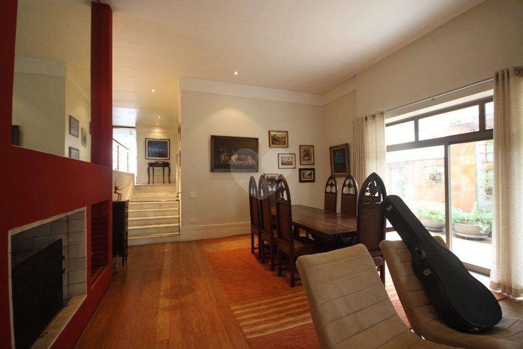 Venda Casa São Paulo Pacaembu REO31410 15