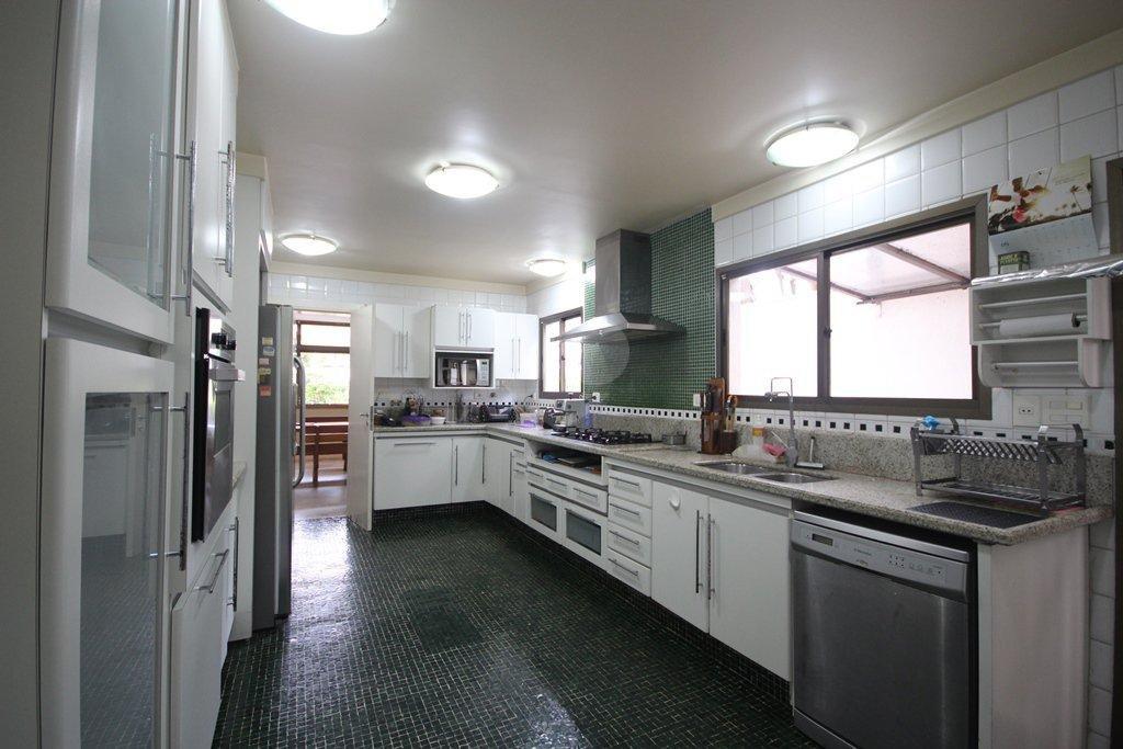 Venda Casa São Paulo Pacaembu REO31410 24