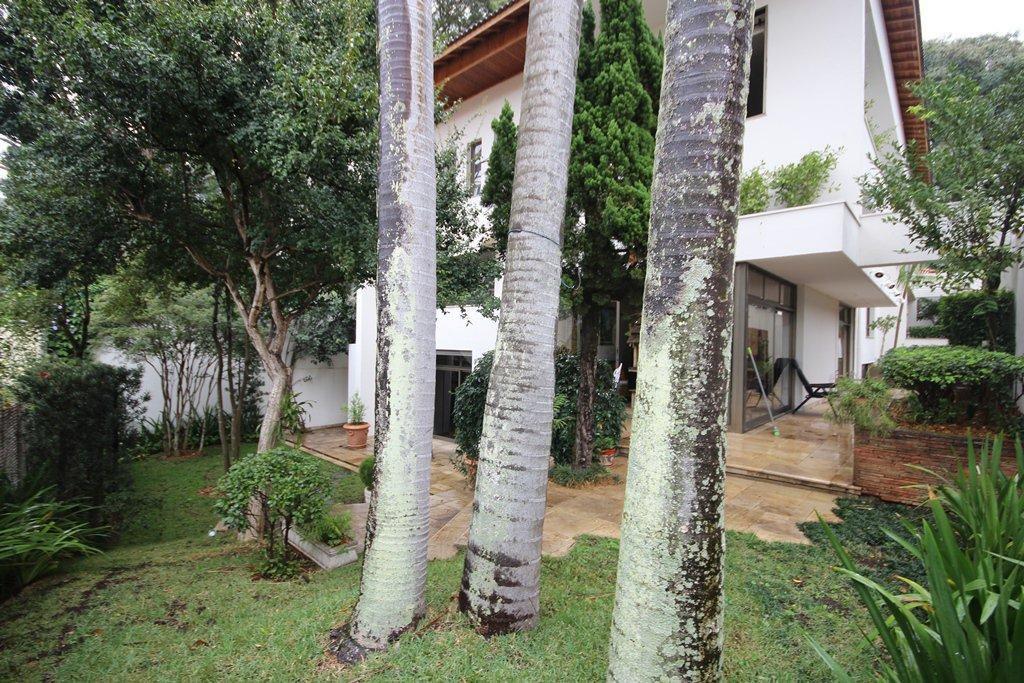 Venda Casa São Paulo Pacaembu REO31410 74