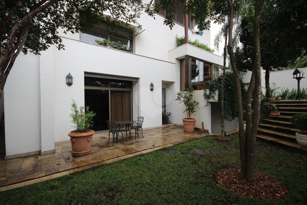Venda Casa São Paulo Pacaembu REO31410 82