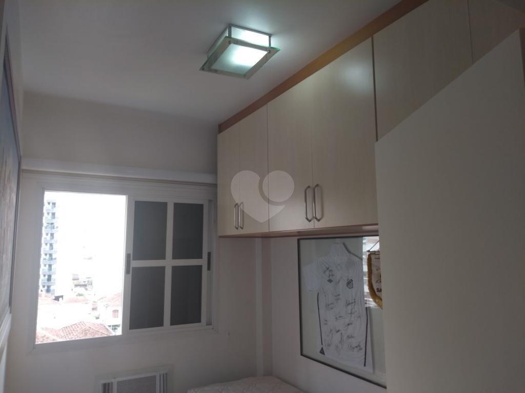 Venda Flat Santos Gonzaga REO314136 25