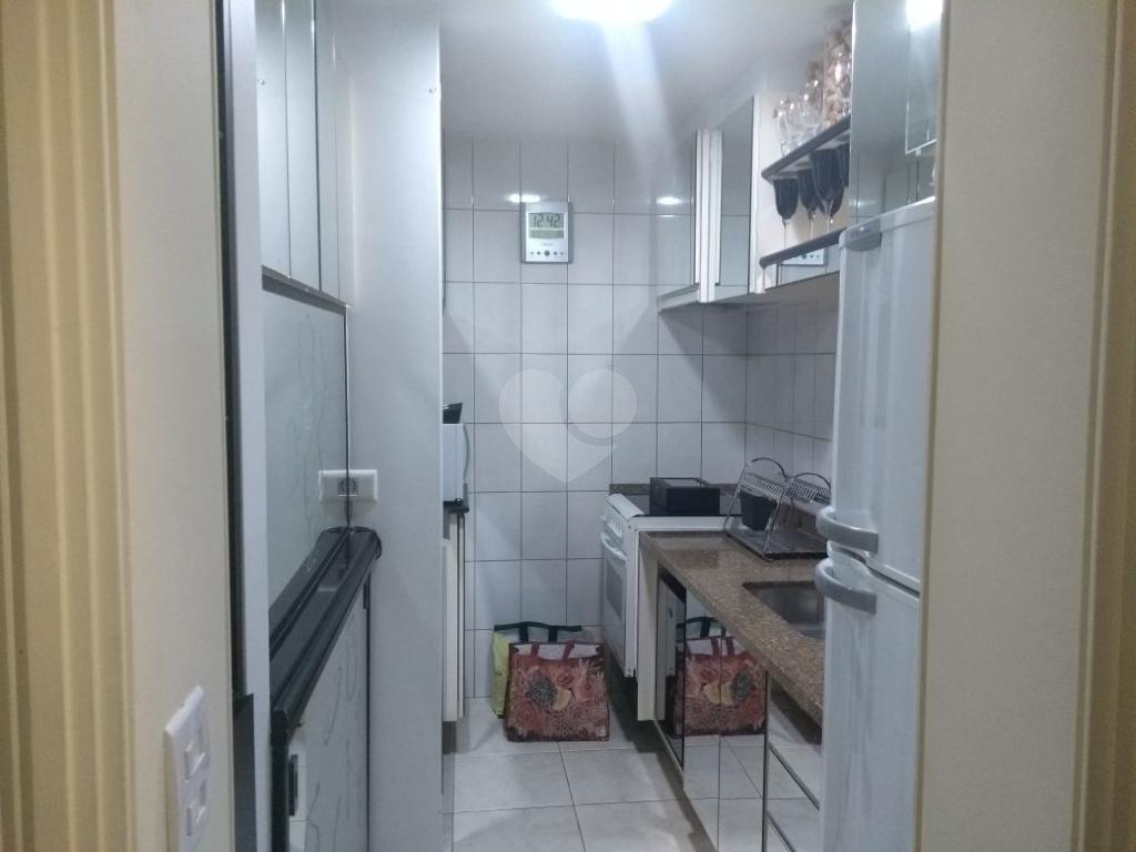 Venda Flat Santos Gonzaga REO314136 17