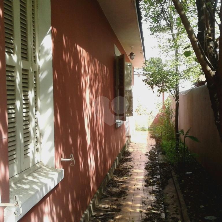 Venda Casa térrea São Paulo Santana REO314850 1
