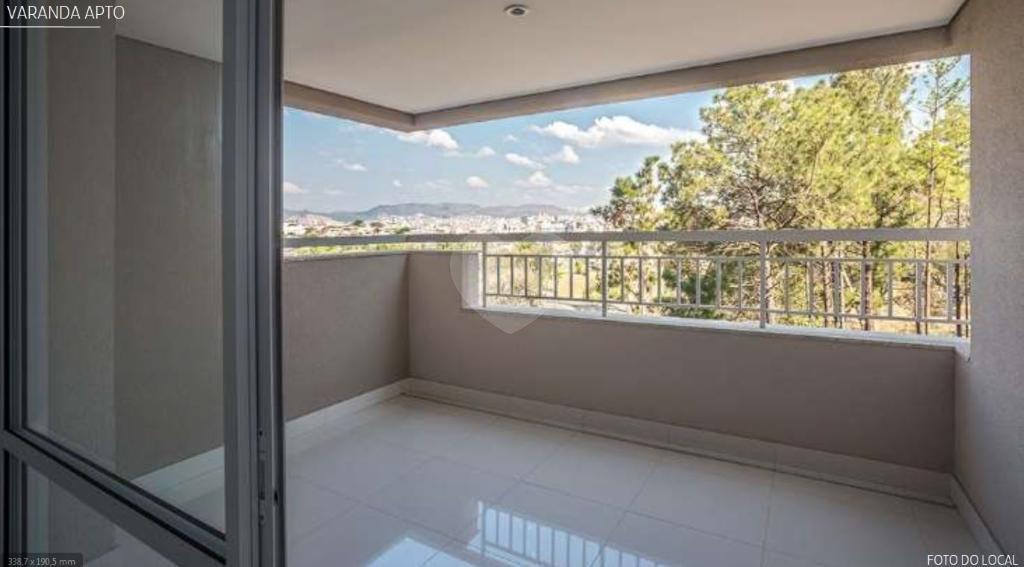 Venda Apartamento Belo Horizonte Caiçaras REO315282 2