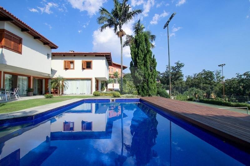 Venda Casa São Paulo Jardim Leonor REO31542 3