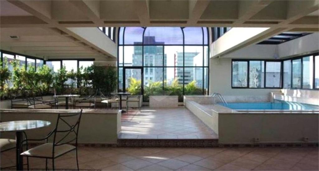 Venda Flat São Paulo Brooklin Paulista REO31579 47