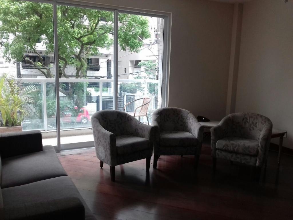 Aluguel Apartamento Santos Boqueirão REO317612 4