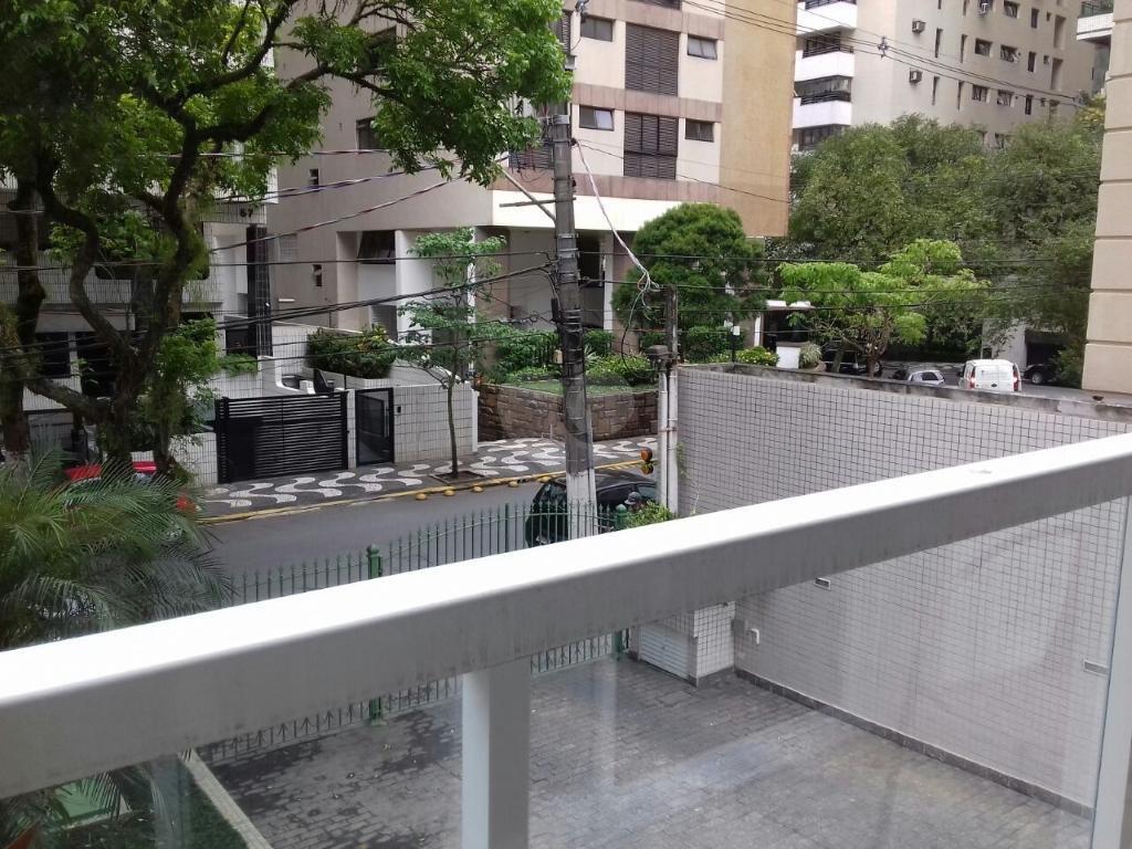 Aluguel Apartamento Santos Boqueirão REO317612 8