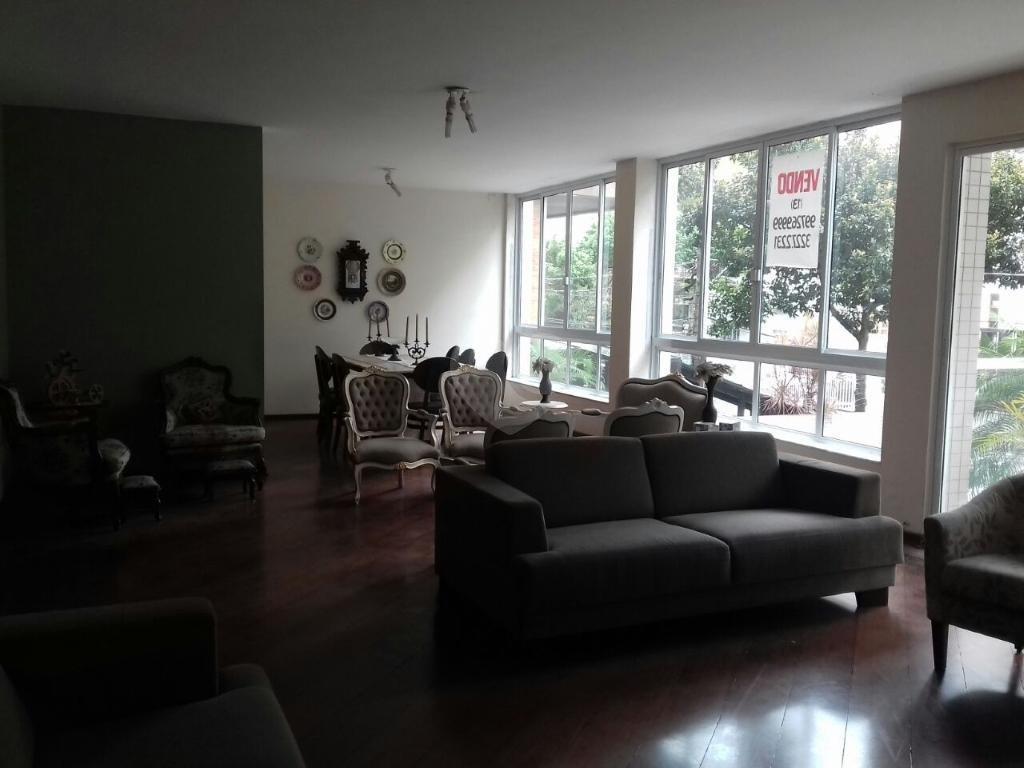 Aluguel Apartamento Santos Boqueirão REO317612 3