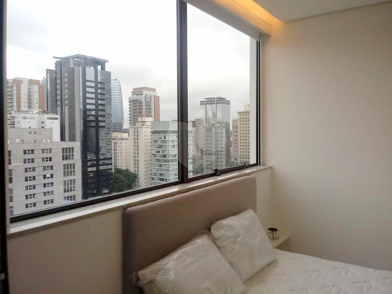 Venda Studio São Paulo Vila Nova Conceição REO318016 14