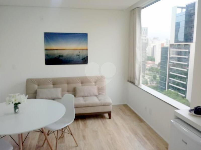 Venda Studio São Paulo Vila Nova Conceição REO318021 2