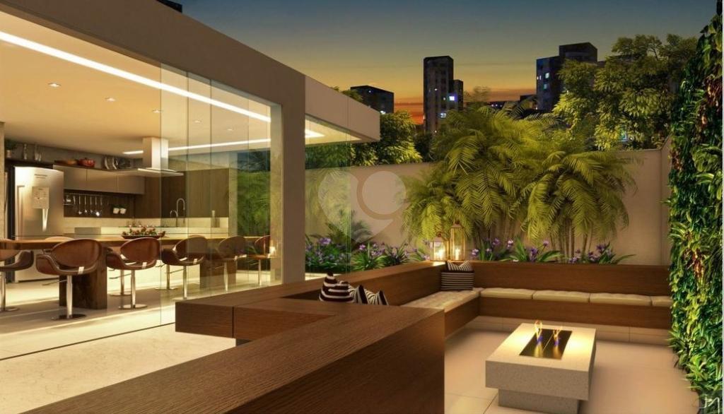 Venda Apartamento Belo Horizonte Sion REO319331 11