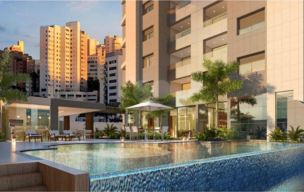 Venda Apartamento Belo Horizonte Sion REO319331 9