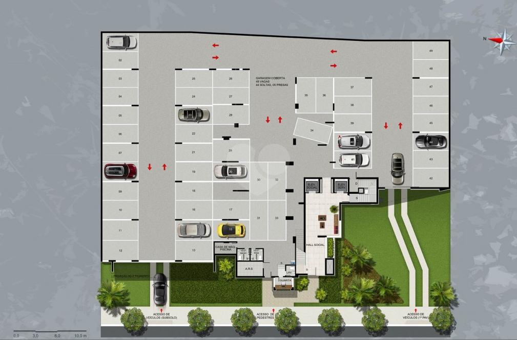 Venda Apartamento Belo Horizonte Sion REO319331 13