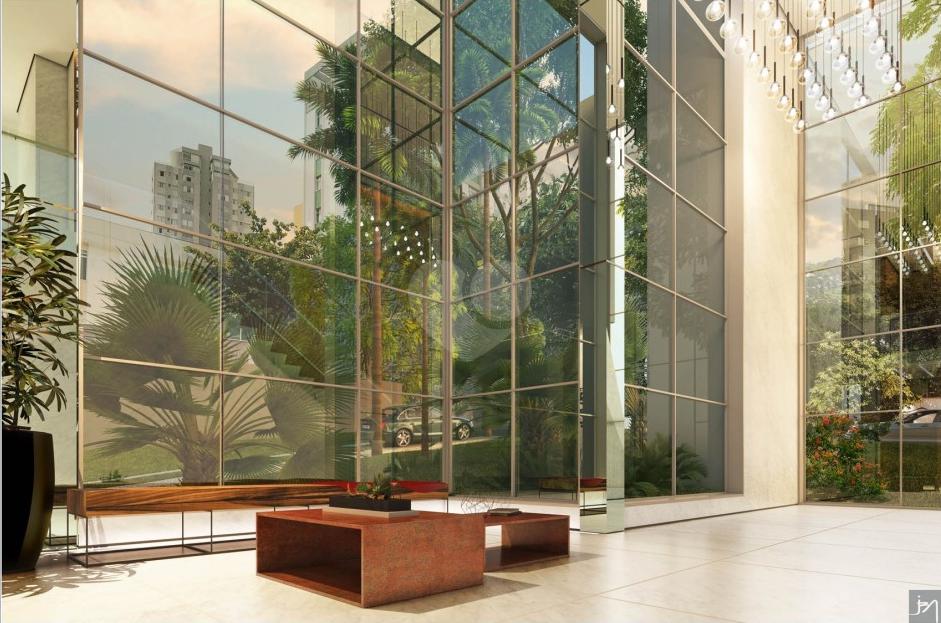 Venda Apartamento Belo Horizonte Sion REO319358 3