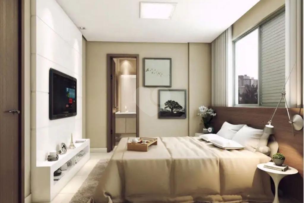 Venda Apartamento Contagem Jardim Riacho Das Pedras REO319369 12