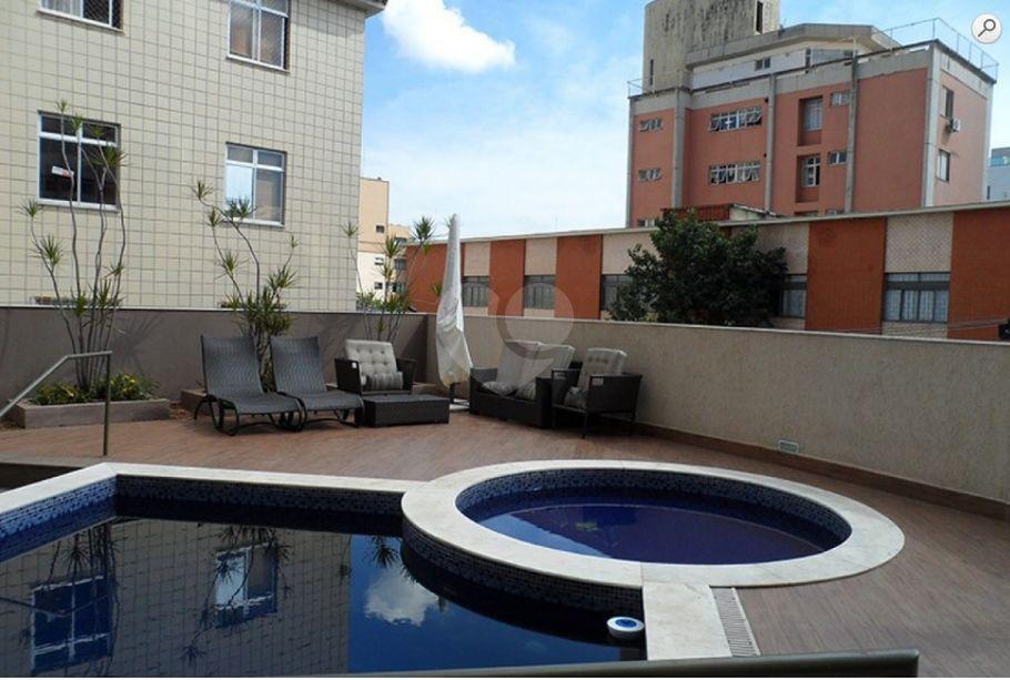Venda Apartamento Belo Horizonte São Pedro REO319451 6