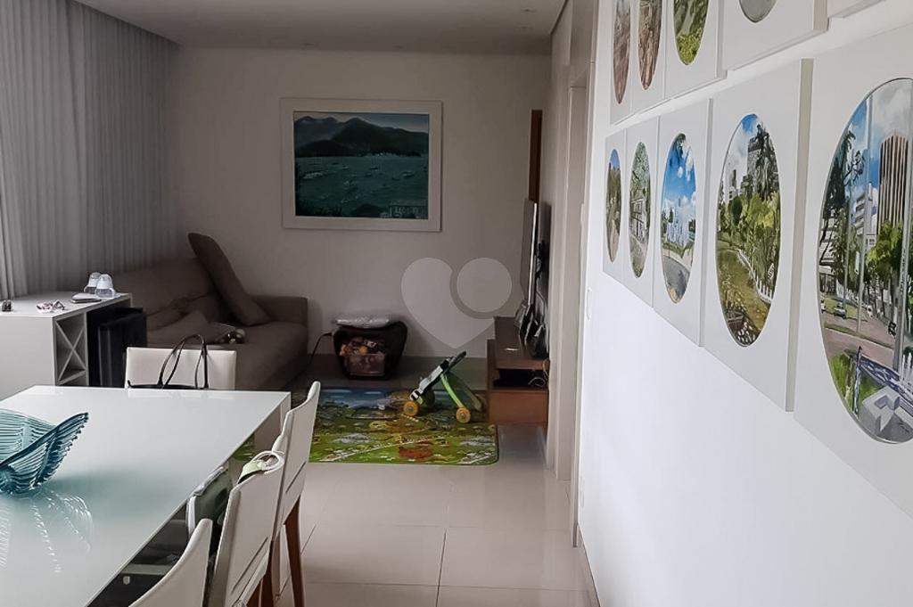 Venda Apartamento Belo Horizonte Funcionários REO319587 11