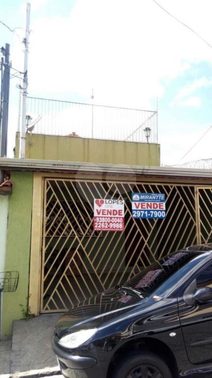 Venda Casa São Paulo Vila Isolina Mazzei REO319988 1