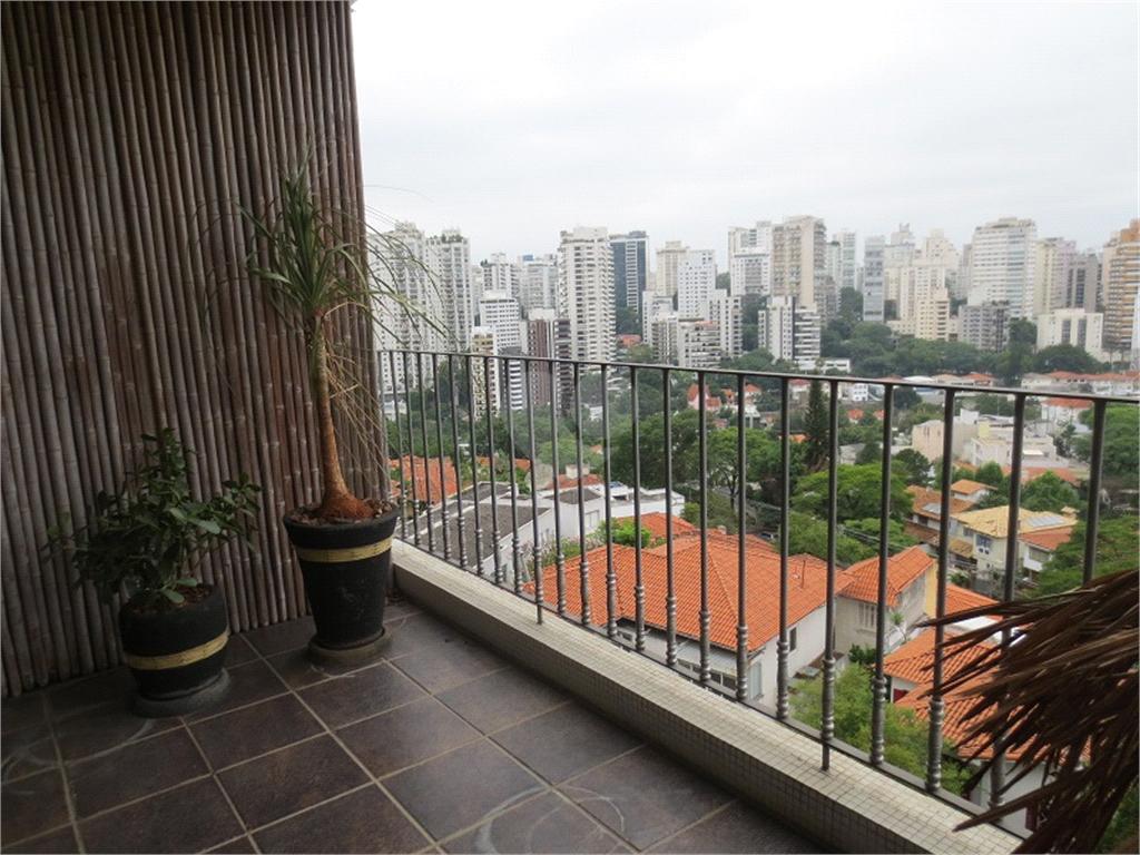 Venda Apartamento São Paulo Pacaembu REO321361 2