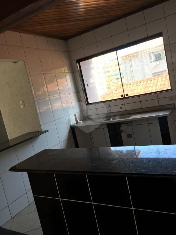 Aluguel Casa Santos José Menino REO322124 9