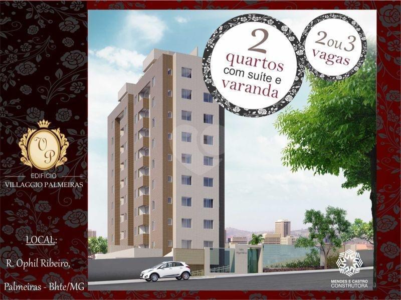 Venda Apartamento Belo Horizonte Palmeiras REO323109 3