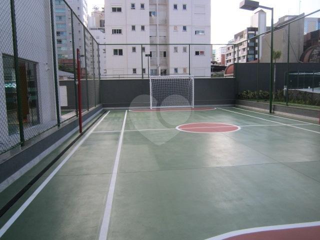 Venda Apartamento Belo Horizonte Funcionários REO323838 28