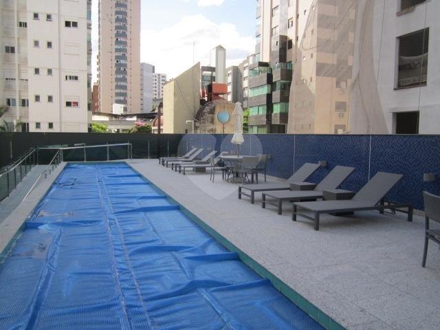 Venda Apartamento Belo Horizonte Funcionários REO323838 27