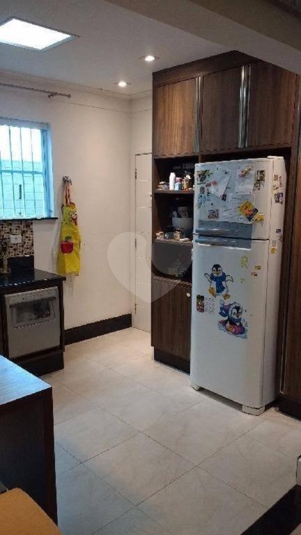 Venda Casa Santos Vila Mathias REO324535 2