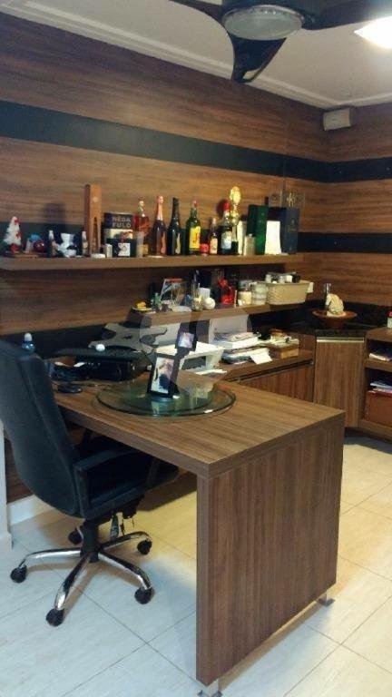 Venda Casa Santos Vila Mathias REO324535 4