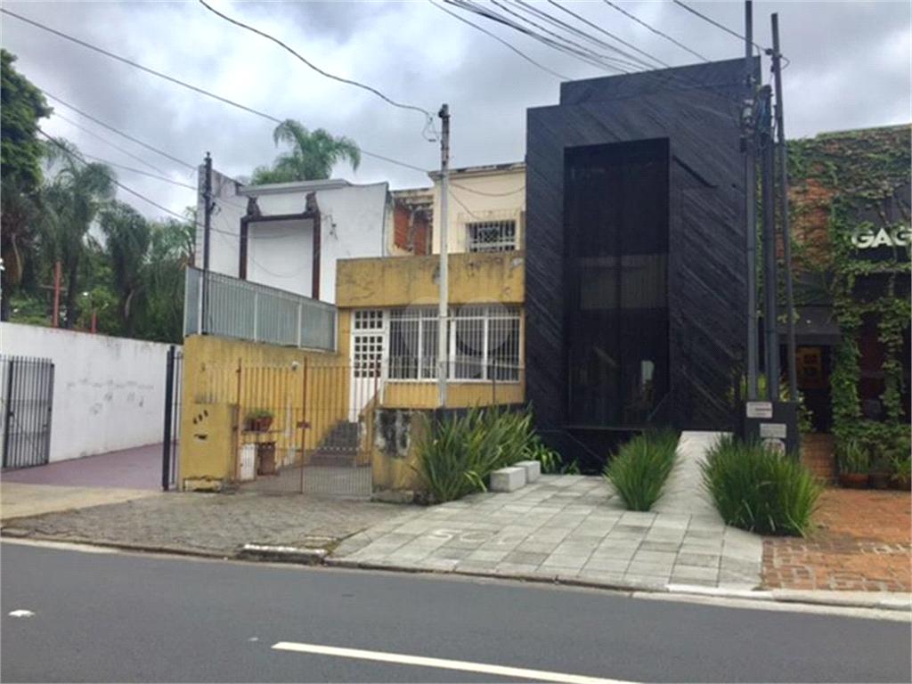 Venda Sobrado São Paulo Jardim América REO325424 2