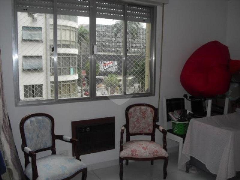 Venda Apartamento Santos Gonzaga REO326383 4