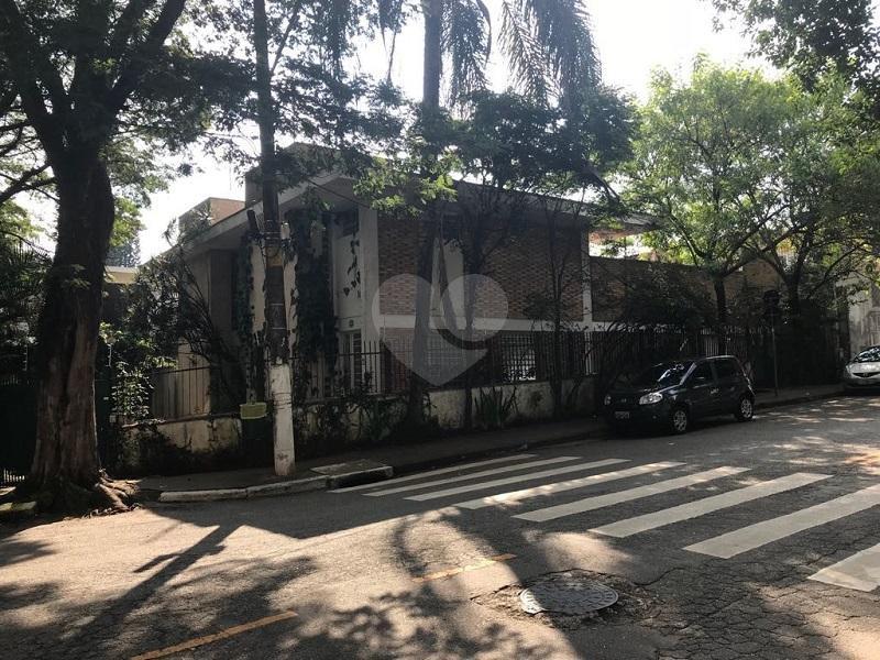 Venda Sobrado São Paulo Pinheiros REO326547 2
