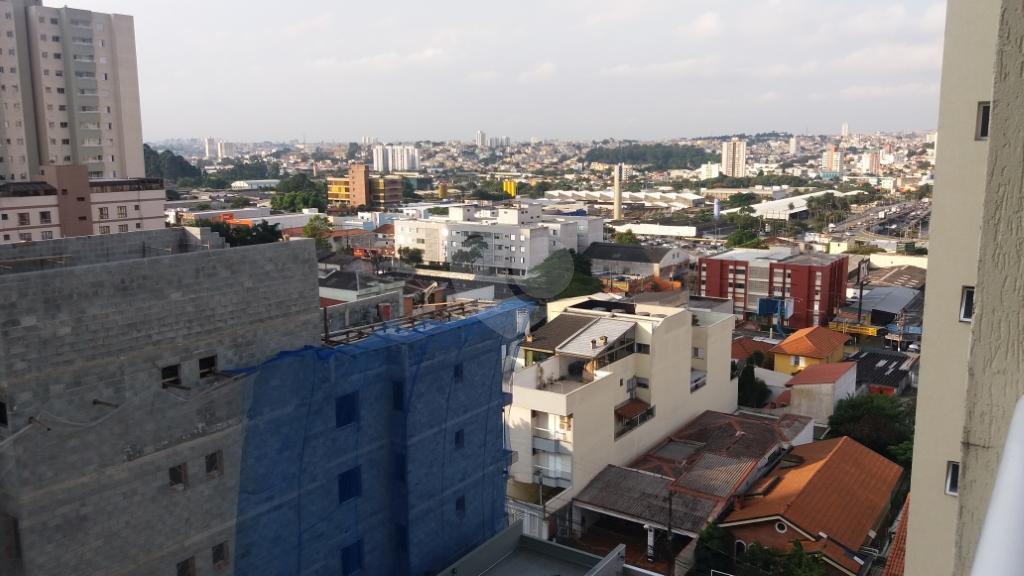 Venda Apartamento Santo André Campestre REO326762 33