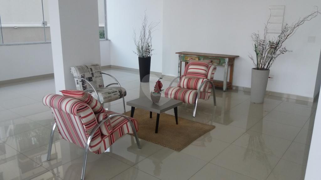 Venda Apartamento Santo André Campestre REO326762 37