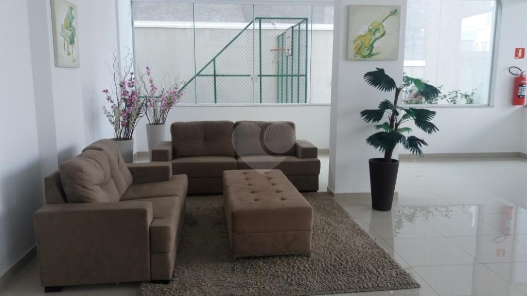 Venda Apartamento Santo André Campestre REO326762 36