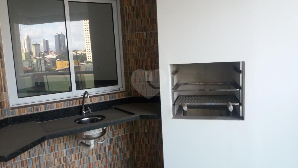 Venda Apartamento Santo André Campestre REO326762 3