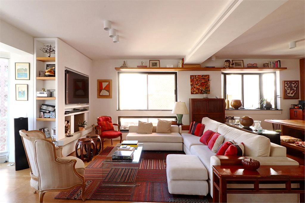 Venda Apartamento São Paulo Pinheiros REO32680 1
