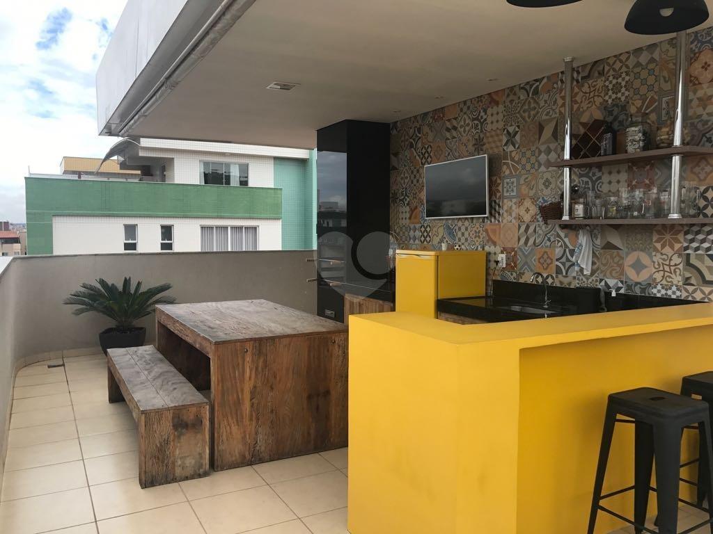 Venda Cobertura Belo Horizonte Castelo REO326873 23