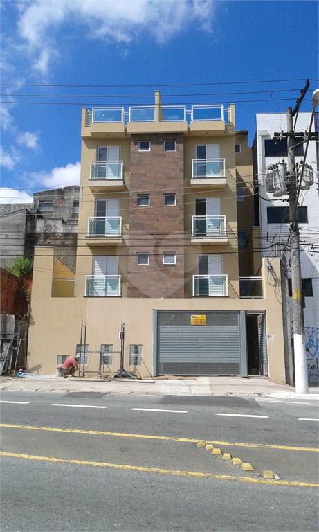 Venda Apartamento São Paulo Jardim Cidade Pirituba REO329605 12